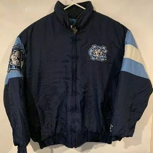 Logo athletic North Carolina Tarheels Jacket rare